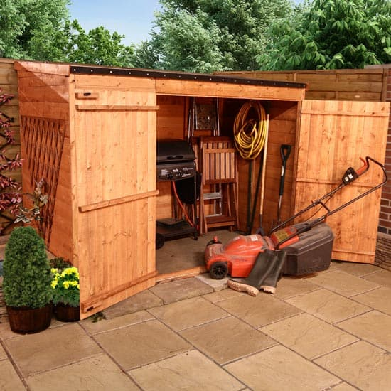 Garden Storage How Outdoor Storage Options Can Help You Save Space