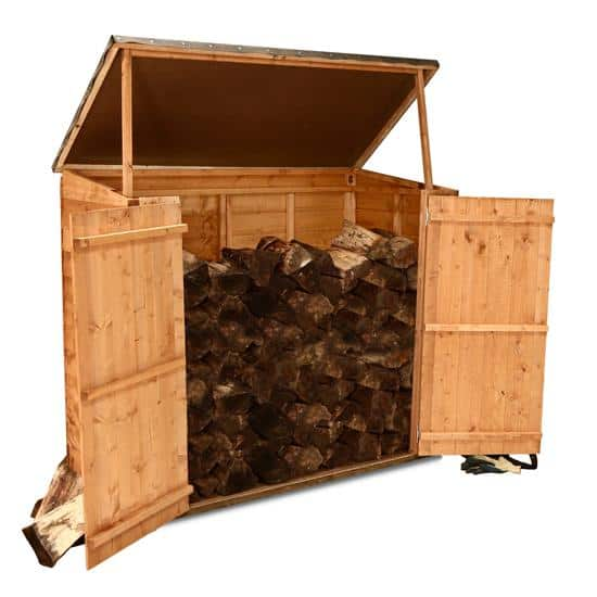 Log Storage Sheds The Main Reasons Why You Should Buy Log Storage Sheds