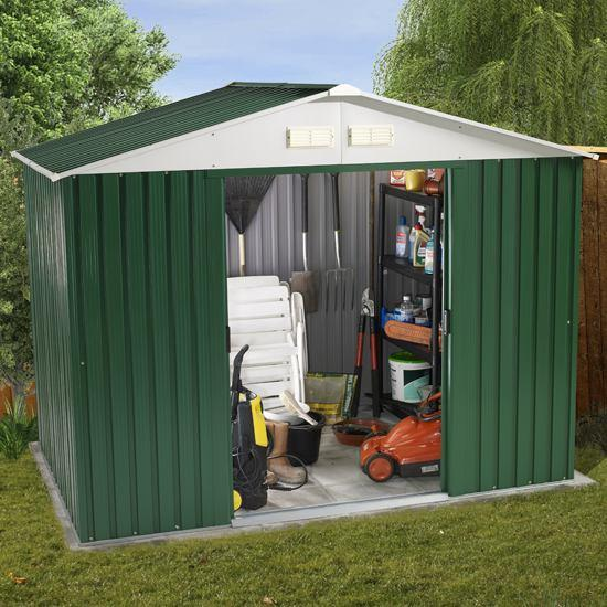 Metal Garden Sheds Three Ways to Save Money by Purchasing Metal Garden Sheds 