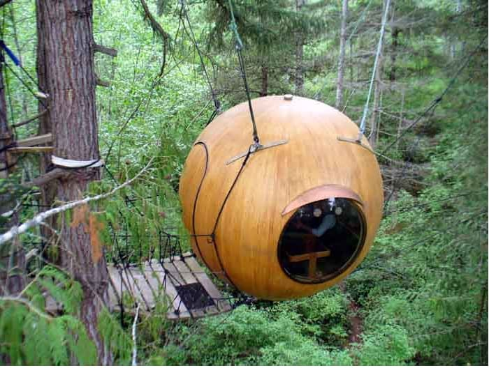 freespirit eve3 Ten Amazing Treehouses
