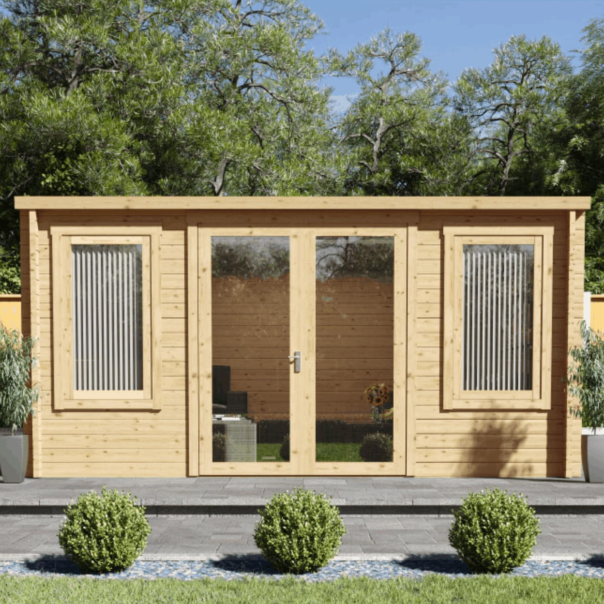 BillyOh Highfield Reverse Apex Log Cabin