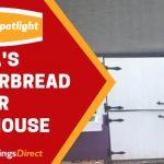 Customer Spotlight: Laura's Gingerbread Junior Playhouse