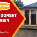 Customer Spotlight: Pat's Dorset Log Cabin