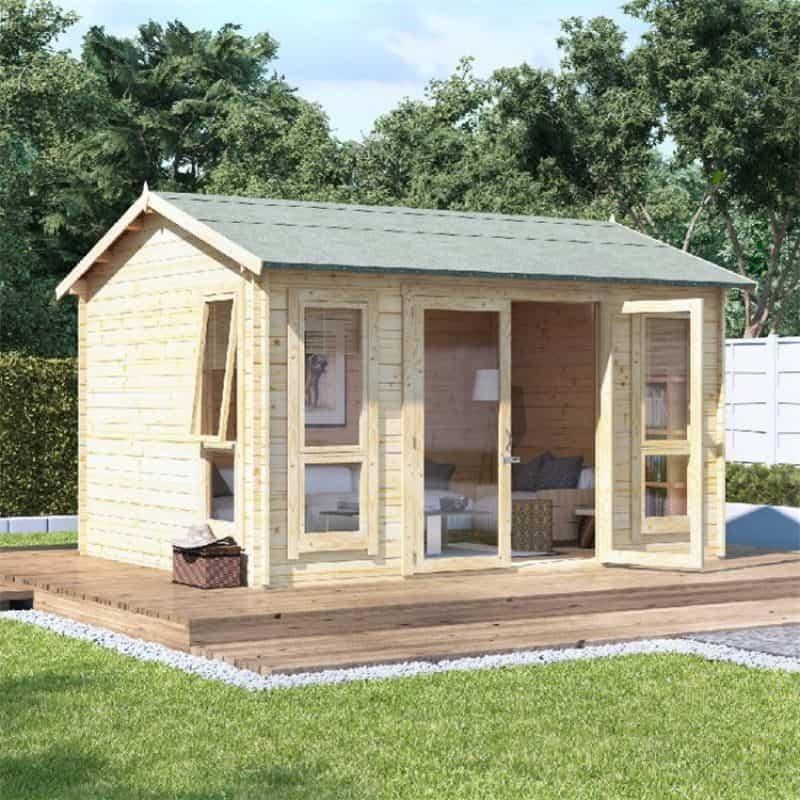 BillyOh Darcy Log Cabin Summerhouse