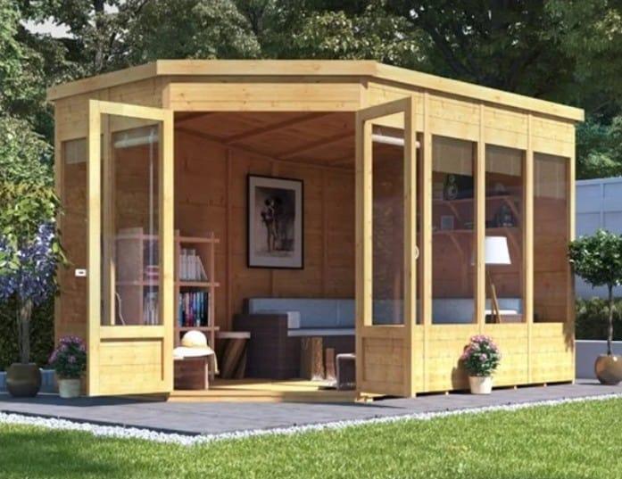 BillyOh Renna Corner Summerhouse