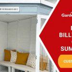 Customer Spotlight: Elodie's Picton Corner Summerhouse