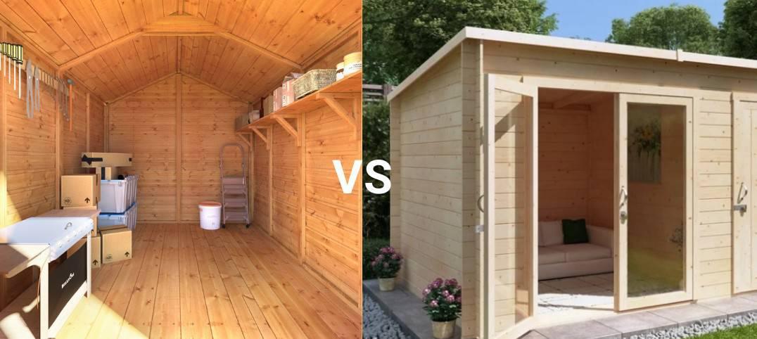 BillyOh Storer Overlap Interior vs Tianna log cabin