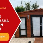 Customer Spotlight: Elaine's Relaxing Sasha Log Cabin Retreat