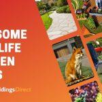 50 Awesome Wildlife Garden Ideas