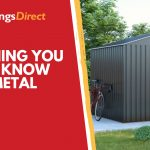 Everything You Need To Know About Metal Sheds