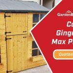 Customer Spotlight: Cary's Gingerbread Max Playhouse