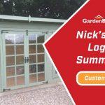 Customer Spotlight: Nick's Skinner Log Cabin