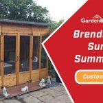 Customer Spotlight: Brenda's 5000 Sunroom Summerhouse