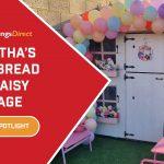 Customer Spotlight: Samantha's Gingerbread Max Daisy Cottage