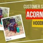 Acorn Hooded Gas BBQ: Customer Stories