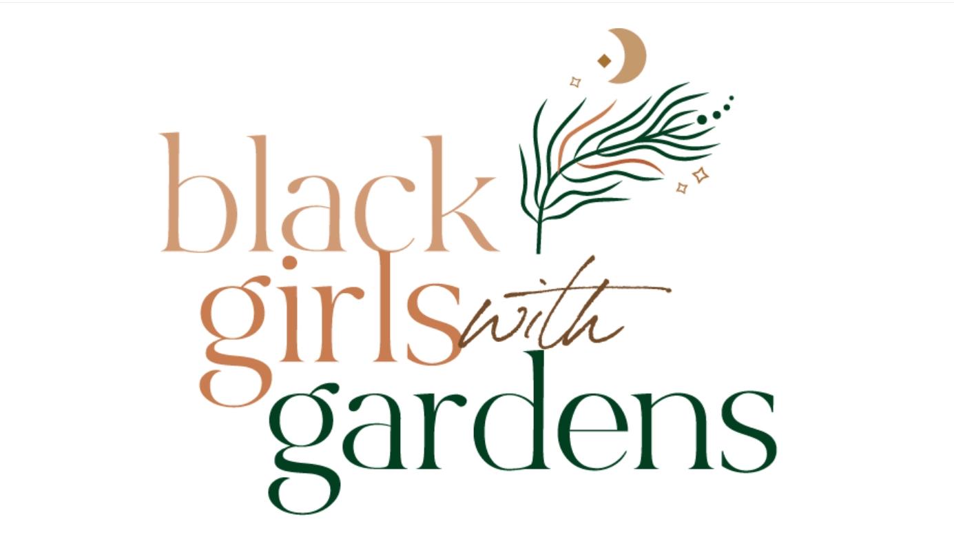Black Girls With Gardens Blog Banner
