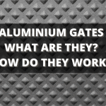 Aluminium Gates – Why They're Great For You