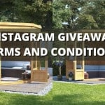 Instagram Summerhouse Giveaway Terms and Conditions
