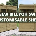 The BillyOh Switch – The Ideal Tool Shed