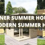 A Corner Summerhouse – The Modern Summer House
