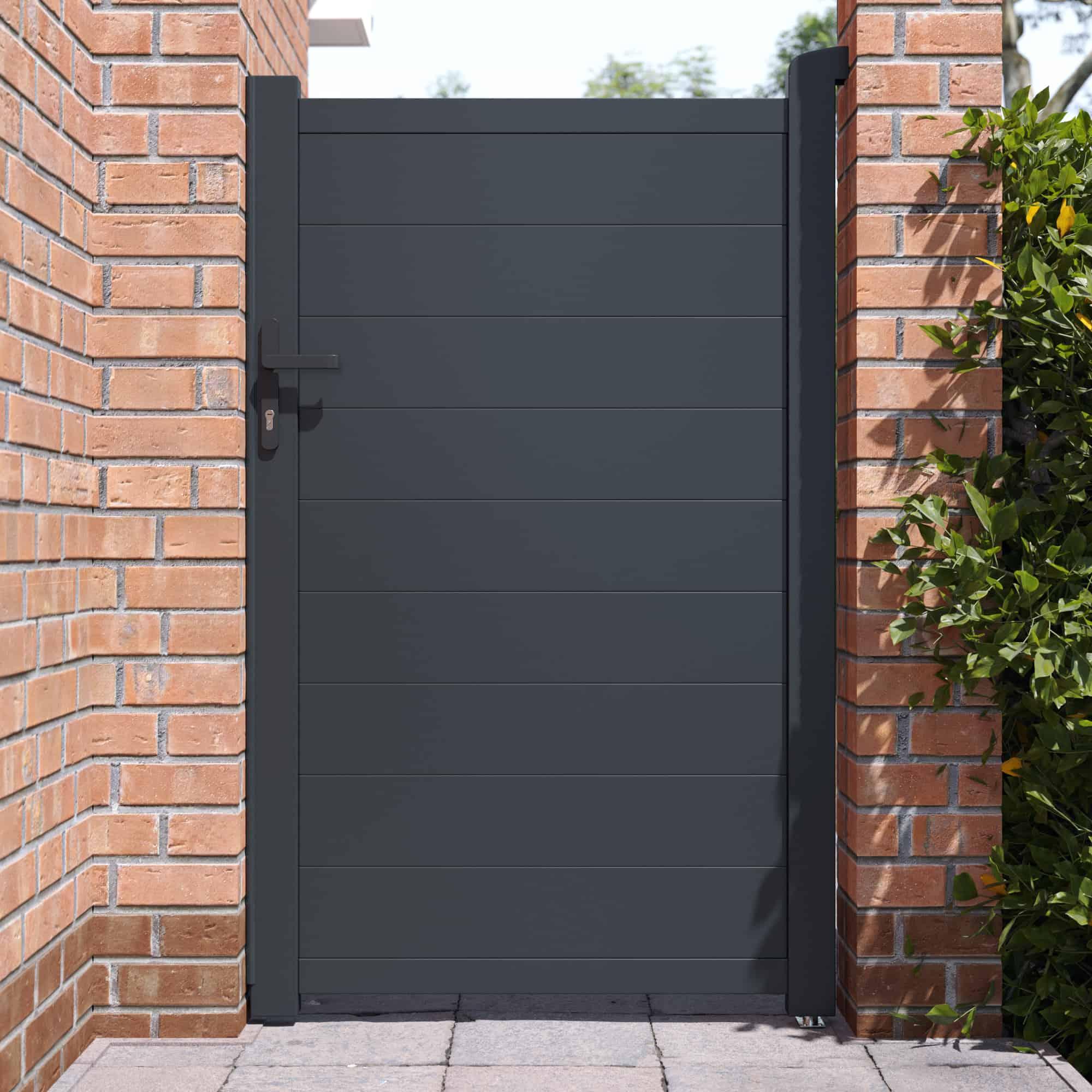 BillyOh Nova full privacy side gate