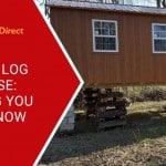 Building a Log Cabin Base – Everything You Need To Know
