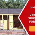 7 Best Large Wooden Sheds for DIY