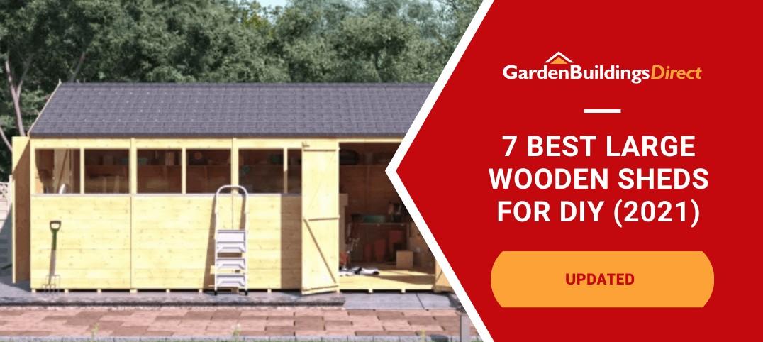 BillyOh expert reverse apex workshop - Best large sheds for DIY