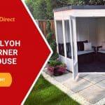 Customer Spotlight: Sarah's Picton Corner Summerhouse