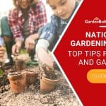 National Gardening Week: Top Tips for Sheds and Gardens