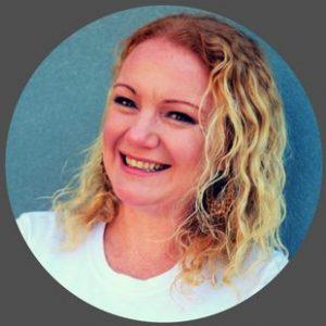 Carla Weir smiling