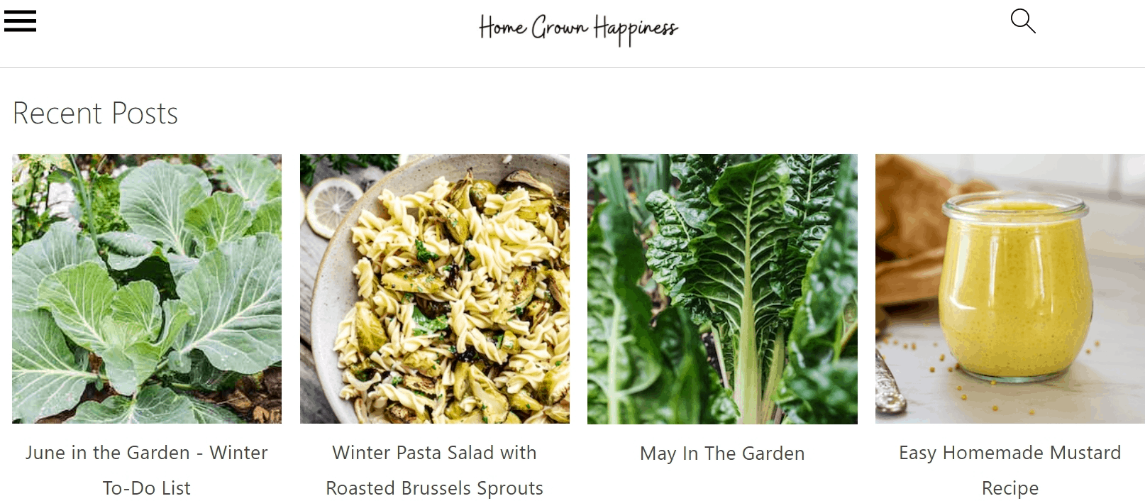 Home Grown Happiness Blog Banner