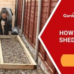 How to Build a Shed Base on a Slope