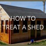 Garden Building Maintenance: Shed Treatment Tips