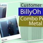 BILLYOH COMBO PENT METAL SHED: CUSTOMER STORIES