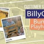 BillyOh Bunny Playhouses: Customer Stories