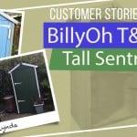 Tall Sentry Box Grande: Customer Stories