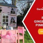 Customer Spotlight: Rachel's Gingerbread Max Pink Playhouse