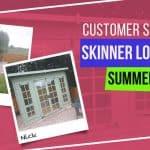 Skinner Log Cabin: Customer Stories