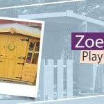 Zoe's BillyOh Bunny Playhouse