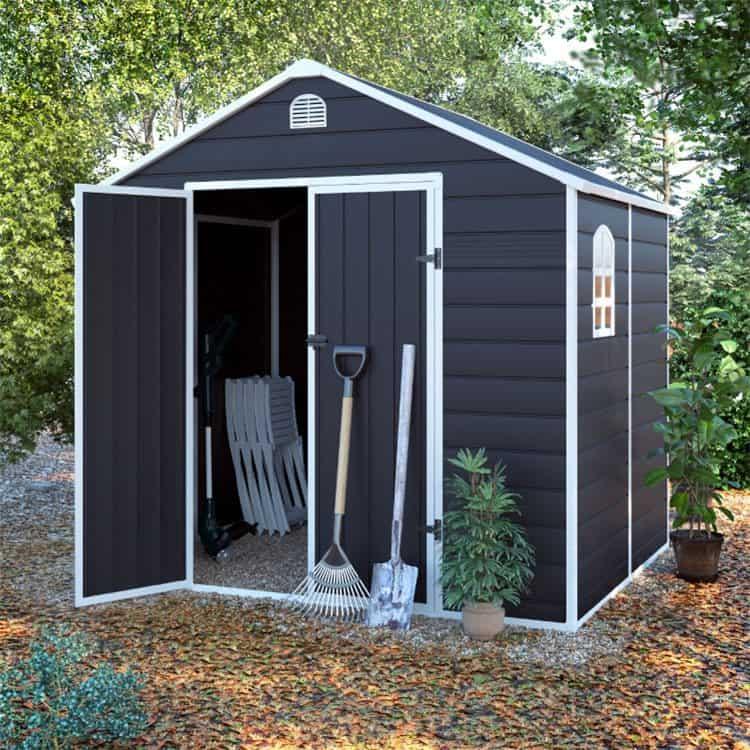 Best plastic sheds for sale