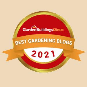 Best Gardening Blogs Garden Buildings Direct Badge