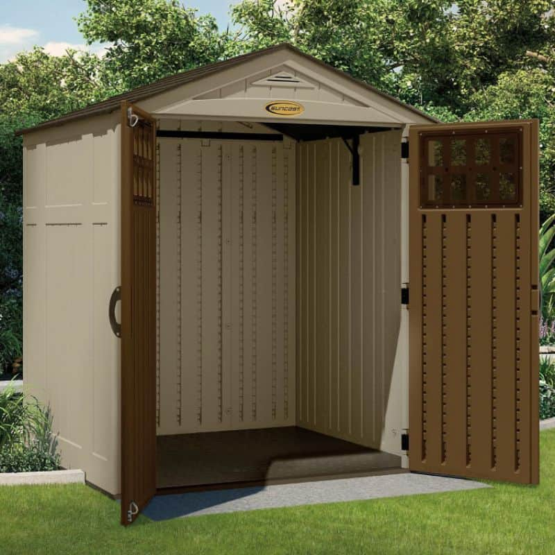 BillyOh StoreMax Plastic Shed