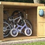 Bike Storage Solution: Garden Storage Shed for Your Bike