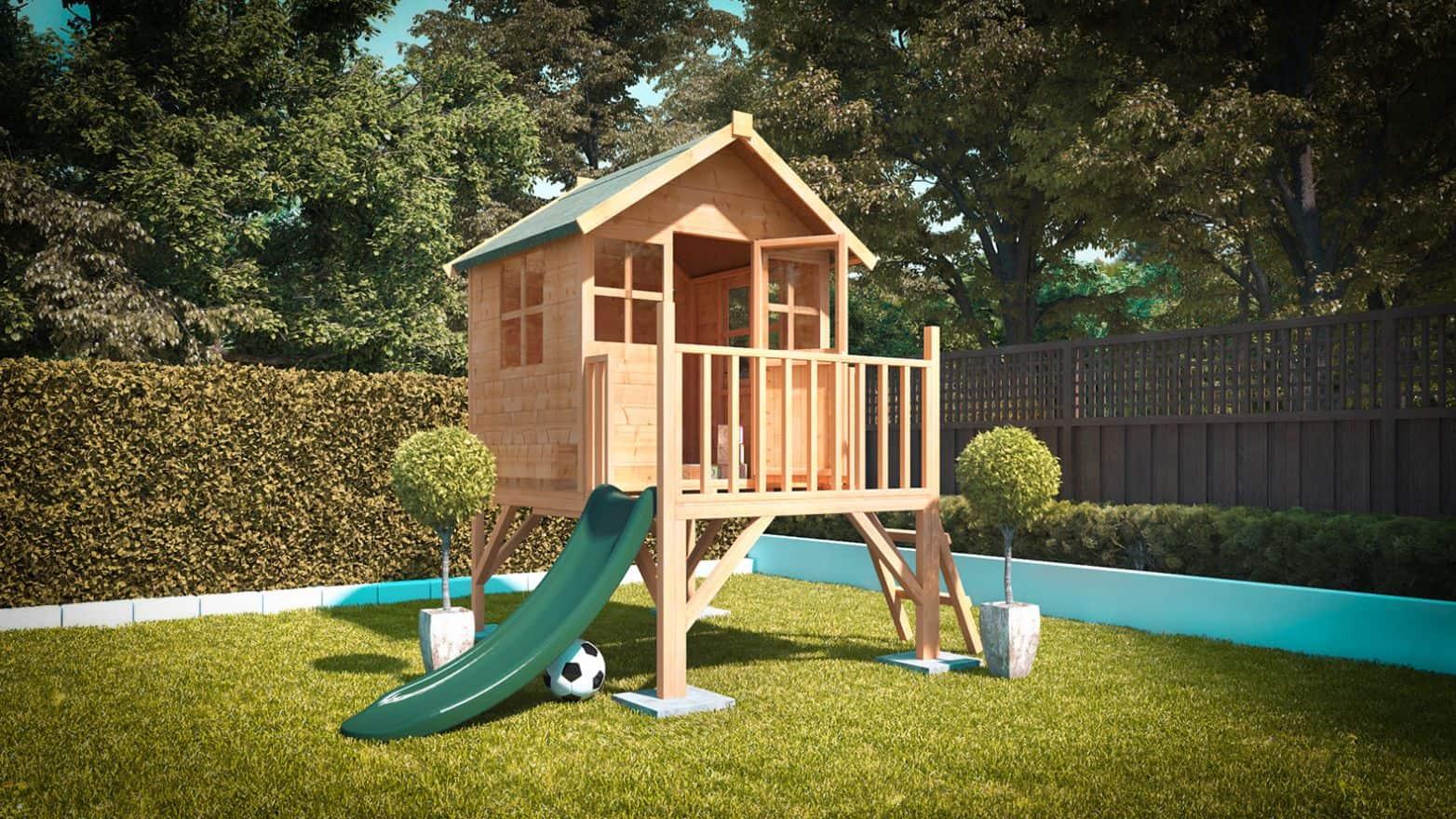 Choosing the right playhouse