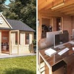 Choosing the Best Log Cabin Home Office For Your Needs