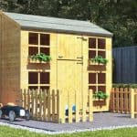 Playhouse Shed Ideas – Turning Your Shed into a Colourful Playhouse