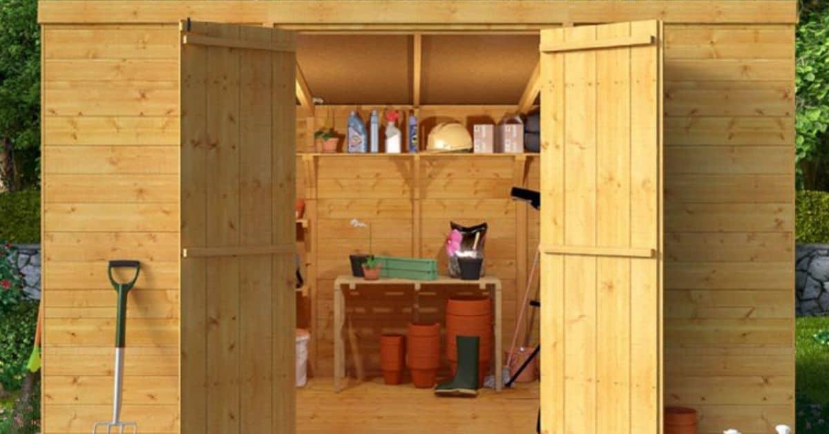 best storage sheds for 2020