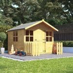 The 5 Things You Need To Plan When Installing a Playhouse