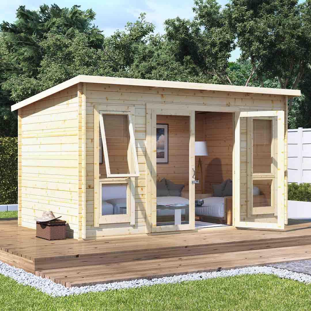 BillyOh Carmen Log Cabin